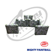 Mighty Paintball Air Bunker Inflatable Bunker - Gate Shape Mp-sb-wp08