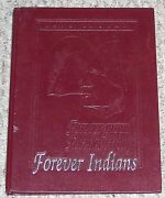 1992 Anderson High School Yearbook Indian Annual In Indiana