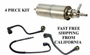 For Mercedes Ml320 Ml430 Ml55amg Fuel Filter Hose Conversion Kit New