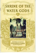 1940s Booklet Shrine Of The Water Gods Silver Springs Florida History