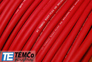 Welding Cable 4/0 Red 500and039 Ft Battery Leads Usa New Gauge Copper Awg Solar