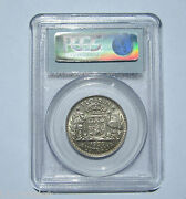 1939 Florin. Quality Uncirculated Pcgs Ms61 - A Must Have For A Set 2,350 Cv