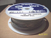 100 Ft,10 Gauge,phillips,green Automotive Primary Wire Roll Made In The Usa.