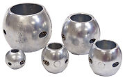 New B And S Anodes 1-1/2in Shaft Zinc Anode Bsm Bsm112sl