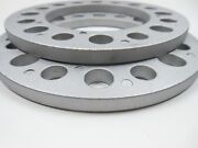 2 Pc 8 Lug Wheel Spacers 8x6.5 And 8x170mm 1/2 12mm Ford Chevy Dodge Diesel