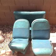 Cessna 180 Complete Seat Set N6250a