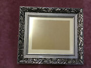 Buy Direct - Ornate Silver Or Gold Picture/photo Frames With Picture Mount