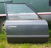87 Plymouth Reliant Right  Front  Door  --check This Out--