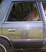 87 Plymouth Reliant Right  Rear  Door  Shell --check This Out--