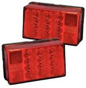 New Wesbar Led Tail Lamp Rh Wes 407550