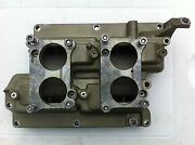Johnson Evinrude Intake Manifold W/ Leaf Plates 31973 From 1975 85 Hp Outboard