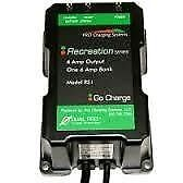 New Dual Pro Marine 6 Amp Bank Battery Charger 12v Dpc Rs1