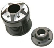 2007-12 Ford Svt Shelby Gt500 2.80and039and039 Blower Pulley Kit Gt500 Supercharger Pulley