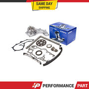 Timing Chain Kit Aisin Water Pump For 95-04 2.4l Toyota Tacoma Dohc 16v 2rzfe