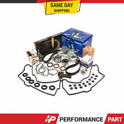 Timing Belt Kit Thermostat Valve Cover Aisin Water Pump Toyota T100 3.4l 5vzfe