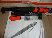 Cleco 14raa03ah3 Right Angle 3/8 Pneumatic Nutrunner Air Tool Clecomatic New