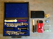 Standard Renard Artist Model Oboe With Accessories And Reed Making Kit
