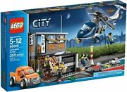 60009 Helicopter Arrest City Town Lego Legos Set New Sealed Police Exclusive