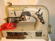 Union Special 52700blz, Waistband Machine With Puller Tag2230