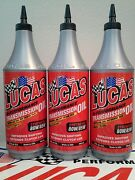 Lucas Hi-performance Trans. Oil Synthetic 80w-85 10778 3 Quarts Made Usa