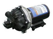 Everflo 12 Volt 4.0 Gpm Diaphragm Water Transfer Pump For Motorhomes / Trailers