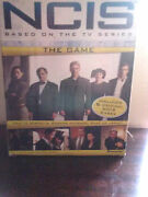 Free Shipping Brand New Family Board Game Tv Series Ncis 2010 6 Original Cases
