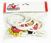 Williams Taxi Pinball Machine Replacement Repair Rubber Ring Kit White
