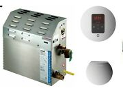 Mrsteam Ms-150-e Steam Bath Generator With I-tempo Panel And Steamhead