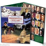 Presidential Delux Folder By Littleton With 80 Uncir Dollars 40 P And 40 D Type A