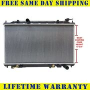 Radiator For 2007-2008 Nissan Maxima V6 3.5l Must Confirm Core Height Is 17-3/4