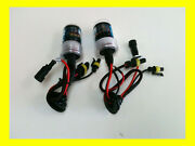 Hid Xenon Bulbs Dc H7 8k Single Beam Only 1 Pair For Dc Ballast Only