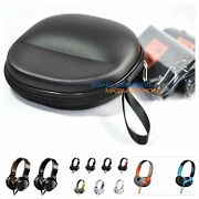 Hard Case Box And Bag Pouch Groups_ For Sony Mdr Xb200 Xb400 Xb600 Headphones
