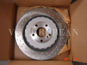 Mercedes-benz Cl63 Cl65 S63 S65 Amg Class Genuine Rear Brake Disc Rotor New