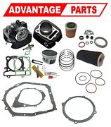 Yamaha Bw 350 Cylinder Head Piston Gasket Top End Kit Set Bw350 1987-1988