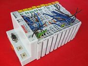 Beckhoff Bk3110 Profibus And 3x Kl1104 And 3x Kl2134 And 2x Kl9100 And Kl9010 Plc