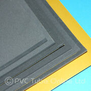 Foam Sheet Sponge Rubber Grey Extra Sticky Self Adhesive And Plain Gaskets Seals