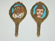 Beauty And The Beast Disney Auctions Da Set Of Magic Mirror Pins Le 500