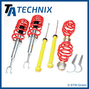 Ta Technix Coilovers - Audi A4 8e B6 + B7 Seat Exeo 3r Adjustable Suspension