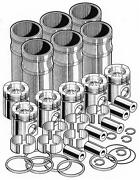 Out Of Frame Engine Overhaul Rebuild Kit For Caterpillar 3406. Pai 340673-001