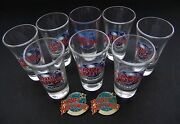 Planet Hollywood Shot Glass Collection