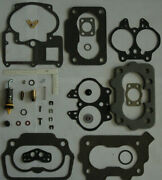 1969-70 Carb Kit Chevy Chevrolet 2 Barrel Rochester 327 350 396 400 Engines New