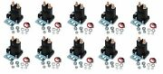 10 Relay Solenoids For Western 56131k For Buyers Sam 1306310 4 Post W Hardware