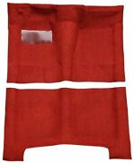 Carpet Kit For 1965-1969 Chevy Biscayne 2 Door Automatic