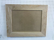 Trade Priced - Modern 3 Flat Limed Solid Oak Photograph/picture Frame