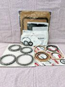 Gm 4l60e Transmission Rebuild Kit W/ Frictions And Steel Plates - 1993 - 1996