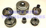 700r4 Front Rear Planet Sun Ring Gear Shell Transmission Thrust Washer Md8 Gm