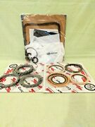 Gm 4l60e Transmission Rebuild Kit W/ Frictions And Steel Plates - 1998 - 2003