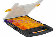 Small Divided Storage Organizer Drawer Bin Case Box For Small Parts Screws Bolts