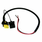Cannon Downrigger Replacement Power Cable - Battery Side Part 3393200 Oem New