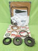 Gm 4l60e Transmission Rebuild Kit W/ Frictions And Rubber Pistons 1993 - 2003